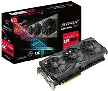 ASUS ROG-STRIX-RX580-O8G-GAMING Graphics Card